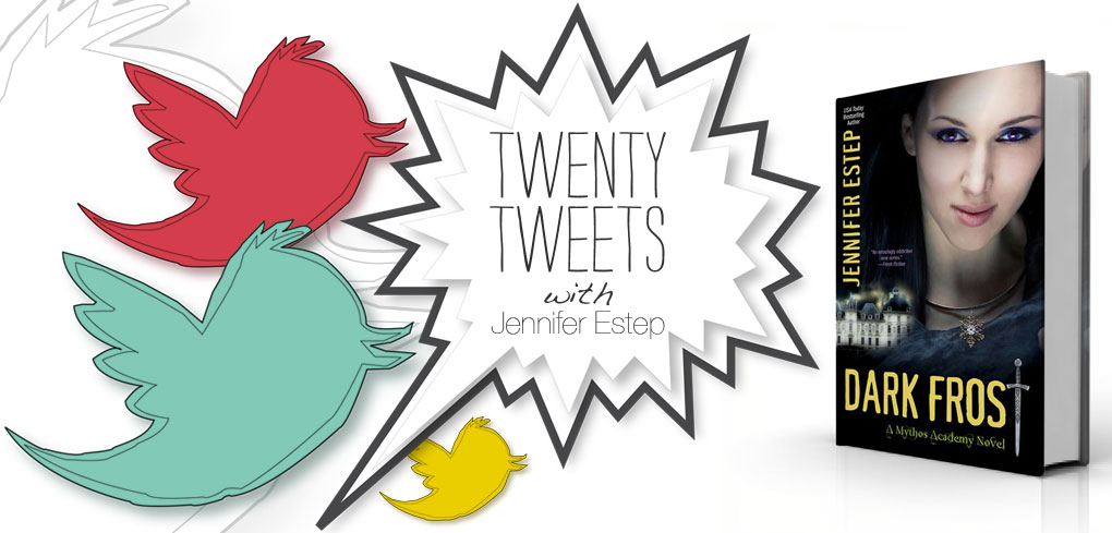 ... Urban Fantasy and Paranormal Romance, Adult & YA author Jennifer Estep.